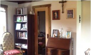 A Catholic Living Room