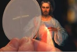 Eucharist Divine Mercy