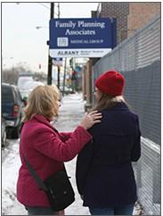 Sidewalk Counseling