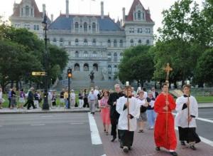 Rosary Walk